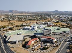 Maerua Mall Shopping Centre in Windhoek and Namibia