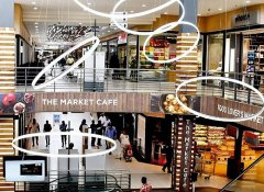 Maerua Mall Shopping Centre in the capital of Namibia