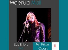 Live music in Windhoek at Maerua Mall Shopping Centre