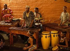 Live music in Cape Town at Marco's African Place