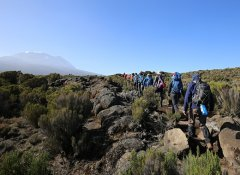 Hiking Mount Kilimanjaro with Mauly Tours & Safaris