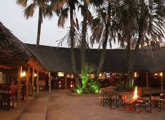 Maun Lodge, Accommodation in Maun, Botswana