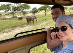 Game watching in Tanzania with Memory Safaris