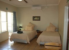 Mhlume Country Club, Accommodation in Mhlume, Swaziland
