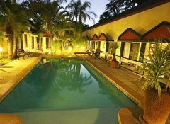 Minen Hotel Accommodation in Tsumeb, North East Namibia