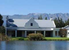 Morgansvlei Country Estate - guest accommodation