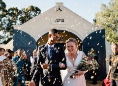 Chapel at Weddings at Morgansvlei Country Estate, Tulbagh
