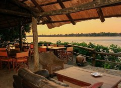 Mvuu Lodge accommodation in Lower Zambezi Region, Zambia