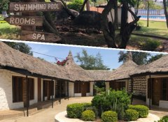 Mwitongo Lodge - accommodation in Butiama