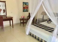 Executive room at Oceanic Bay Hotel in Bagamoyo