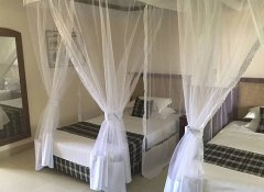 DeLuxe room at Oceanic Bay Hotel & Resort in Bagamoyo