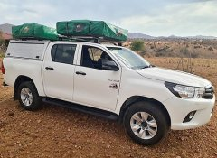 Odyssey Car Hire and car rental in Windhoek
