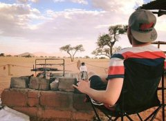 Car rental and camping in Namibia with Odyssey Car Hire