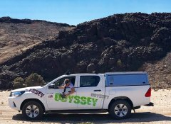 Odyssey Car Hire is a car rental company in Namibia