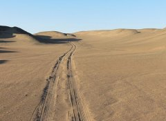 Ondese Safaris offer exciting 4x4 tours in Namibia