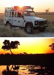 Game watching with Ondese Safaris in Southern Africa