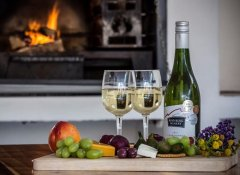 Wine and Food at Orange Grove Farm in Robertson