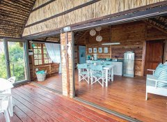 Holiday house in Inhambane at Paradise Dunes in Tofo