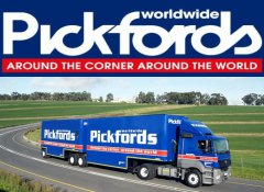 Pickfords Removals, removals in Johannesburg