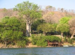 Redcliff Zambezi Lodge Accommodation in Luangwa in Zambia