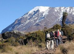 Trekking Mount Kilimanjaro with Regional Tours & Safaris