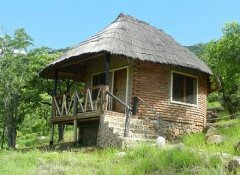 Cottage at Ruaha Hilltop Lodge in Ruaha National Park