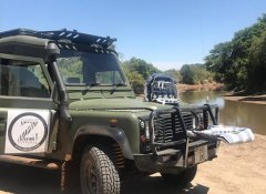 Picnic time on a Safari By Z in Tanzania