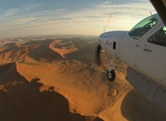 Scenic Air, flights & charters in Windhoek & Swakopmund