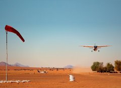 Scenic Air Namibia charters and flights in Namibia