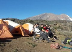 Climb Mt Kilimanjaro on Shizi Safaris's trekking tours