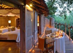 Luxury lodge accommodation in Tanzania on Shizi Safaris