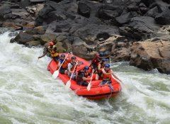 Shockwave Adventures, activities in Victoria Falls