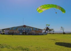 Skydive Jeffreys Bay's skydiving centre