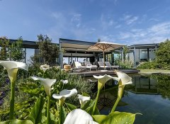 Spanish Farm Guest Lodge, Accommodation in Somerset West