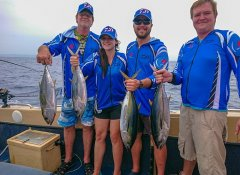 St Lucia Deep Sea Fishing activities in iSimangaliso
