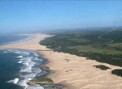 3 Sisters Horse Trails along the Eastern Cape coast