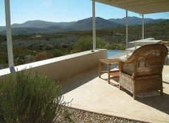 Tanagra Wine and Guestfarm, Accommodation in McGregor