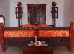 Spacious bedroom at Terraco das Quitandas Guest House
