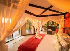The Elephant Camp, Accommodation in Victoria Falls