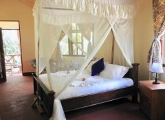 Guest Room at The Vijiji Center Lodge