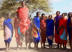 Cultural Tourism with The Vijiji Center Lodge and Safari