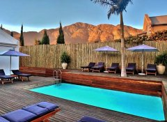theLab Accommodation in Franschhoek, Winelands