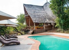 Pool, Relax, Tongole Wilderness Lodge, Nkhotakota