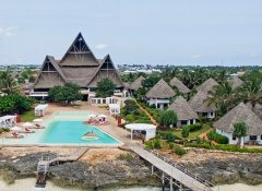 Beach holiday in Zanzibar with Uhuru Travel & Tours Ltd