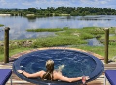 Victoria Falls River Lodge, Victoria Falls accommodation