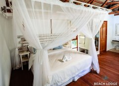 Luxury room at Vilanculos Beach Lodge in Vilankulo