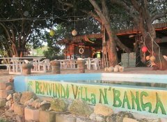 Villa N'Banga, family holiday in Praia do Bilene