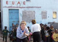 Volunteer Encounter SA education & culture in Cape Town