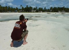 Volunteer Encounter Zanzibar and marine conservation