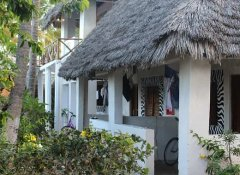 Volunteer Encounter's accommodation in Zanzibar